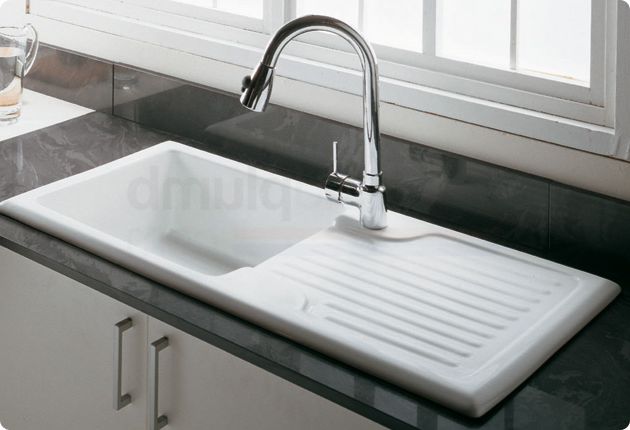 Single Bowl Sink LH