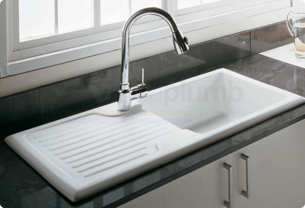 Single Bowl Sink RH