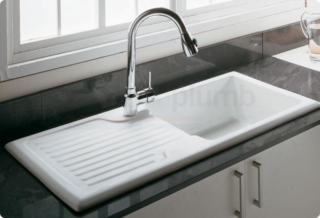 Single Bowl Sink RH