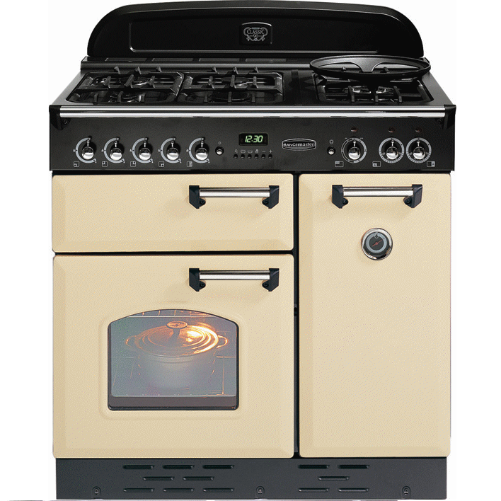 900mm Range Cooker