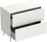 800mm 2 Pan Drawer pack