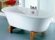 Bath Roll Top