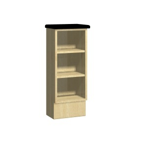 250mm Open Shelf Base Cabinet