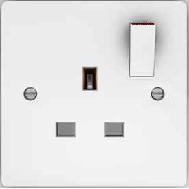 Single Electric Socket
